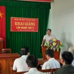 Khai giảng các lớp nghề đào tạo cho lao động nông thôn năm 2020